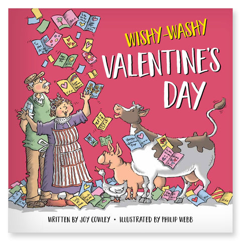 Wishy-Washy Valentine's Day