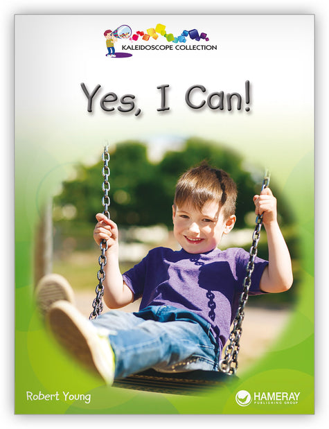 Yes, I Can! from Kaleidoscope Collection