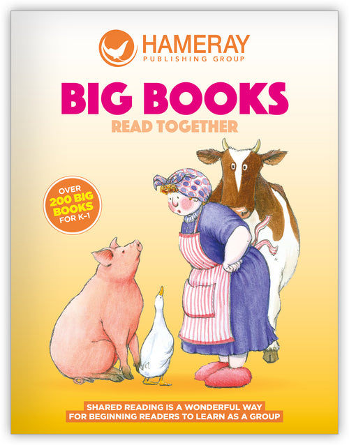 Big Books Brochure