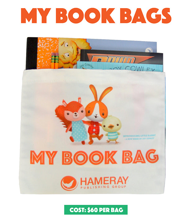 Hameray Book Bags for Summer Reading