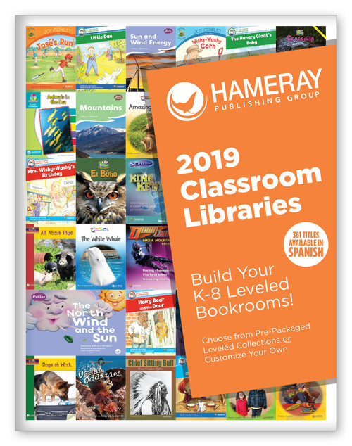Classroom Libraries Brochure