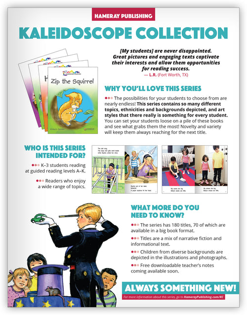 Kaleidoscope Collection Series Snapshot