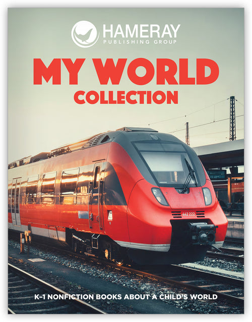My World Brochure