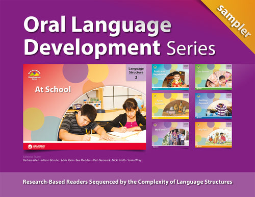 Oral Language Development Series Sample