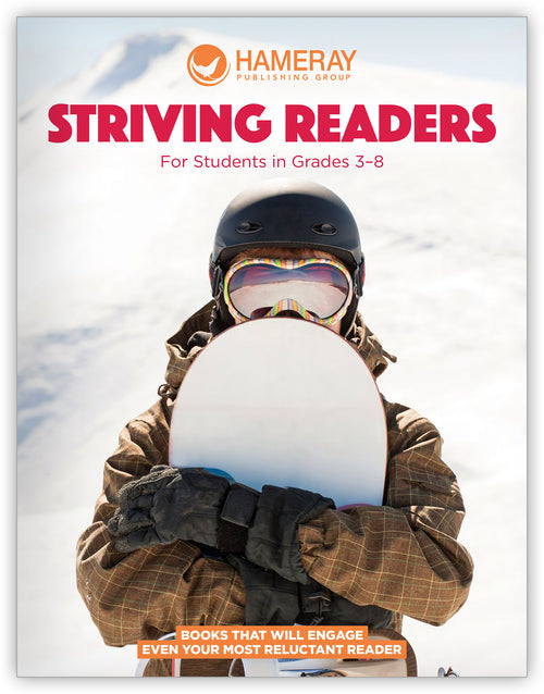 Striving Readers Brochure