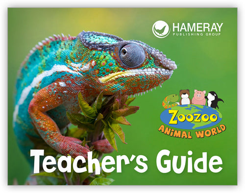 Zoozoo Animal World Teacher's Guide