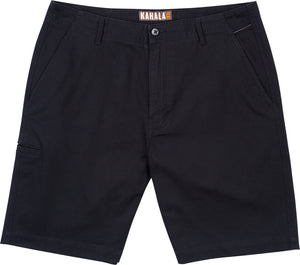 Kahala Kaniala Walk Short Black