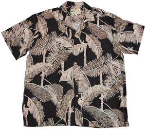Paradise Found Hawaiian Shirts Tree Tops