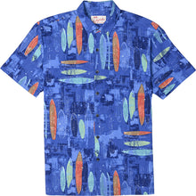 Kahala Shirts Shaping Room Deep Sea