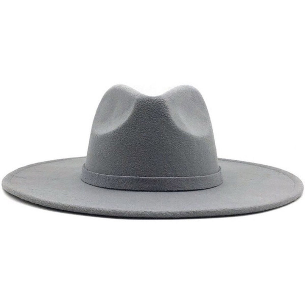 """Stella"" Wide Brim Hat"