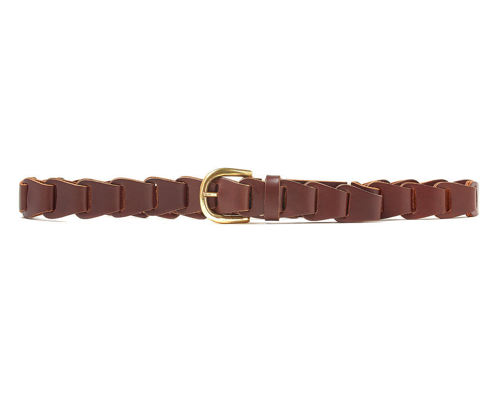 Kingsland Belt - Brown