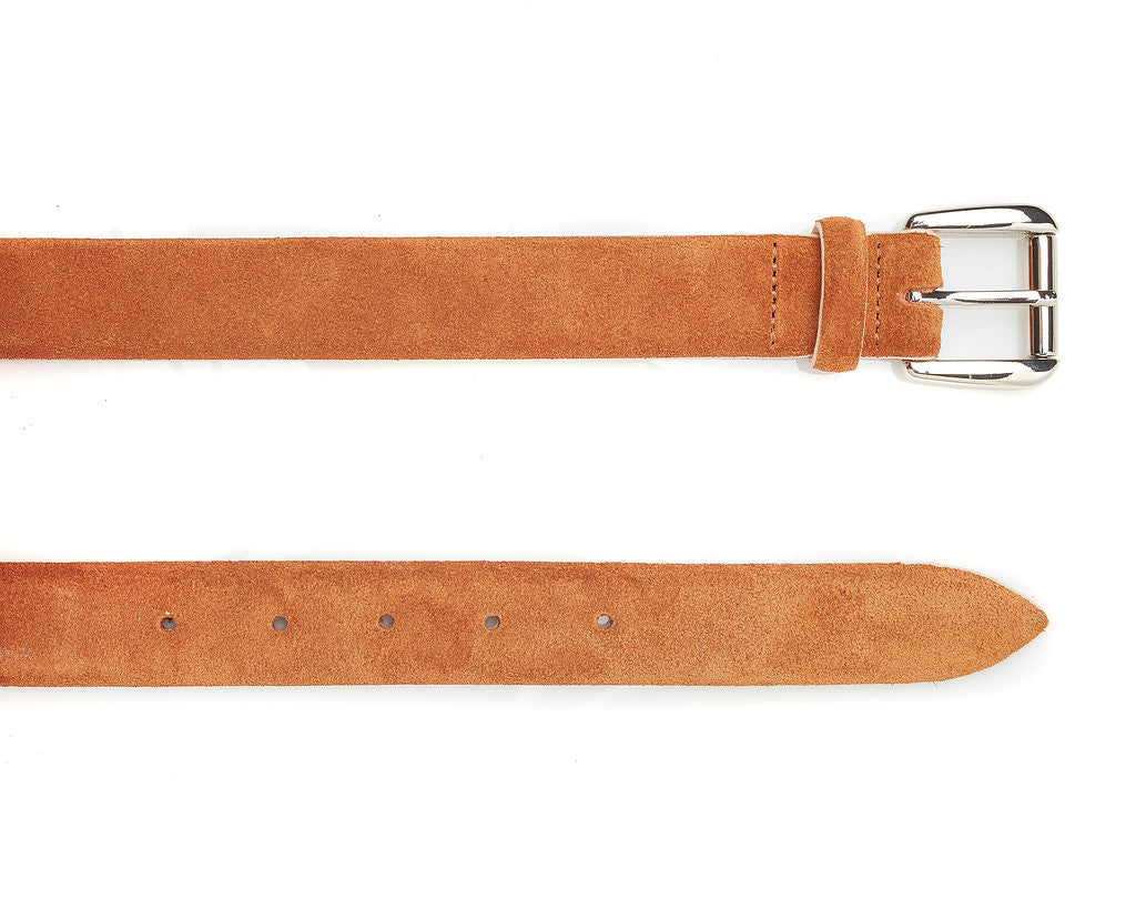 Mount Belt - Moroccan Flame Suede