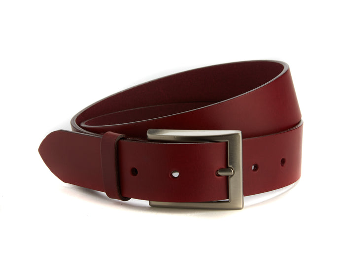 Waterson Belt - Burgundy