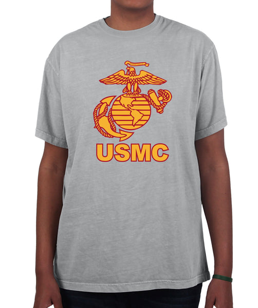 US Marines Eagle Globe Anchor Men's T Shirt