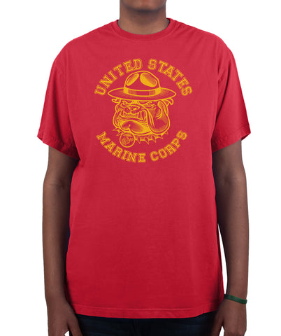 US Marines Sgt. Carter Men's T Shirt