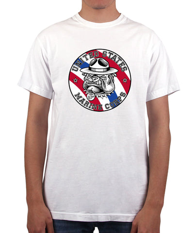 Patriotic Sgt. Carter T Shirt