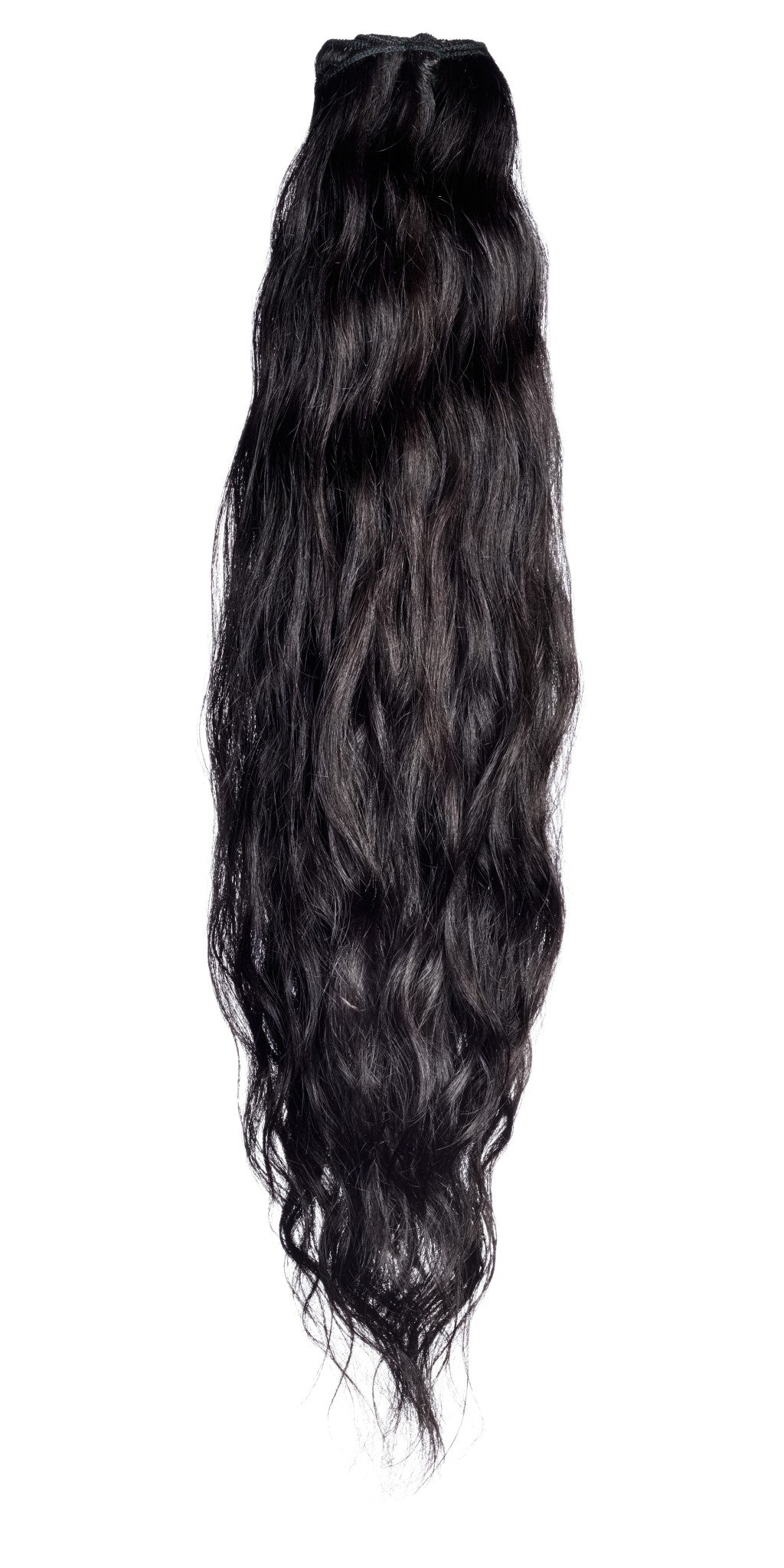SILK Wavy Indian Hair