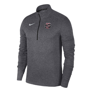Nike 1/4 zip Pacer Pull Over