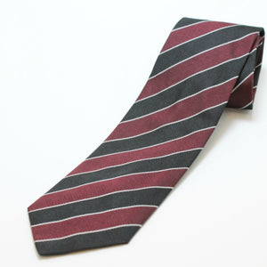 University School Striped Neck Tie