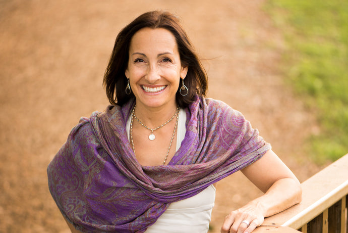 Q&A with Leslie Glickman on Yoga, Health Awareness and Her Journey