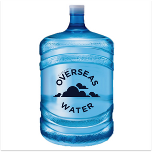 5 Gallon (640 fl oz) - (Currently available Key Largo to Key West,FL only)