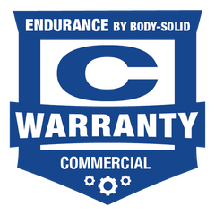 Body-Solid Endurance Commercial Warranty