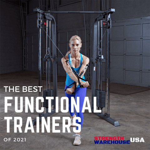 The Best Functional Trainers of 2021
