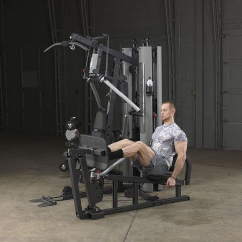 Body-Solid G10B with GLP Leg Press Attachment
