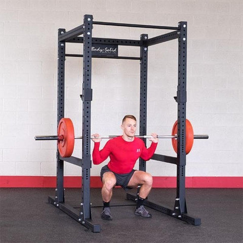 Body-Solid Pro Clubline SPR1000 Commercial Power Rack