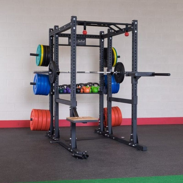 Body-Solid SPR1000 Power Rack Features