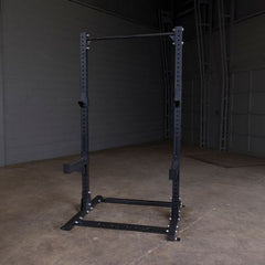 Body-Solid SPR500 Commercial Half Rack Package