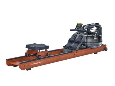 First Degree Fitness Apollo Pro V AR FluidRower Rowing Machine