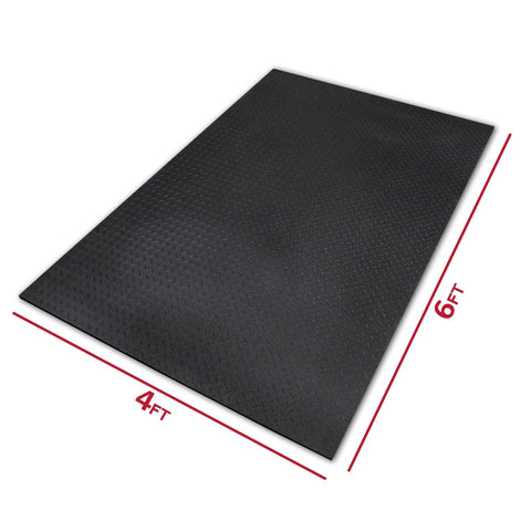 XMark Fitness XMat Ultra Thick 4' x 6' Equipment Mat XM-1998