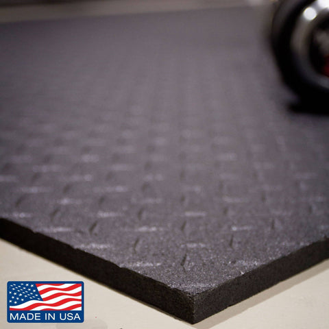 Image of XMark Fitness XMat Ultra Thick 4' x 6' Equipment Mat XM-1998