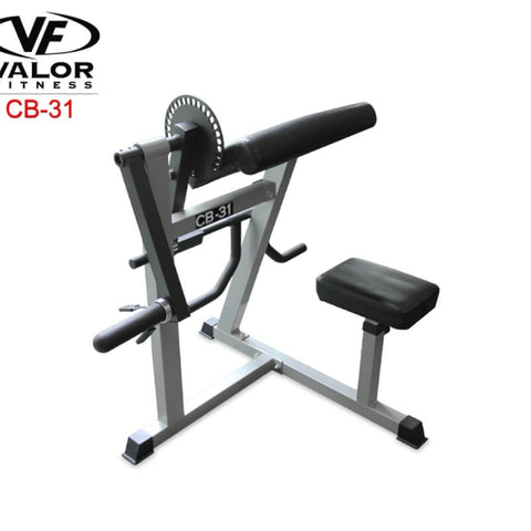 Valor Fitness CB-31  Arm / Tricep Machine Whole View