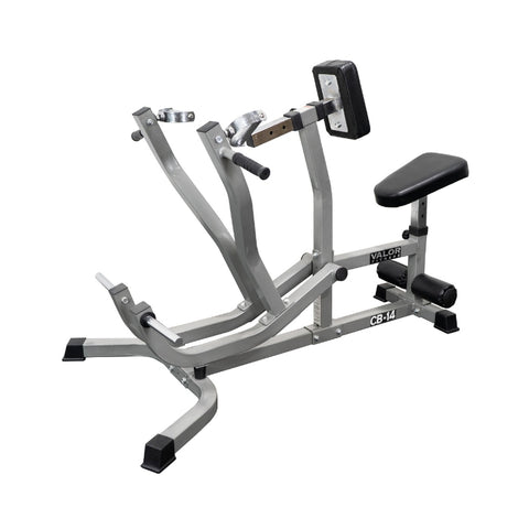 Valor Fitness CB-14  Seated Row / Chest Pull Whole View