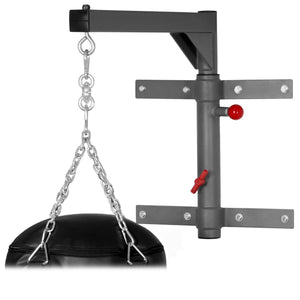 XMark Fitness Spacemiser Pivoting Heavy Bag Wall Mount XM-2831