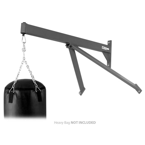 Image of XMark Fitness Super Sturdy Heavy Bag Wall Mount 11-Gauge Steel XM-2832