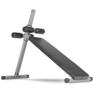 XMark Fitness 10 Position Adjustable Sit Up Ab Bench XM 4360