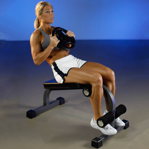 Image of XMark Fitness Mini Ab Decline Bench XM-4415