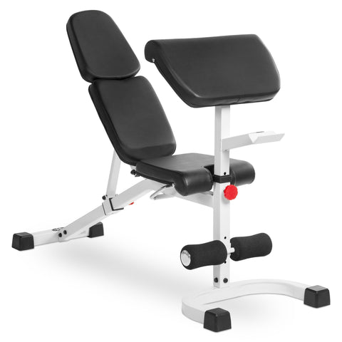 Image of XMark Fitness FID Flat Incline Decline Adjustable Weight Bench XM-4417
