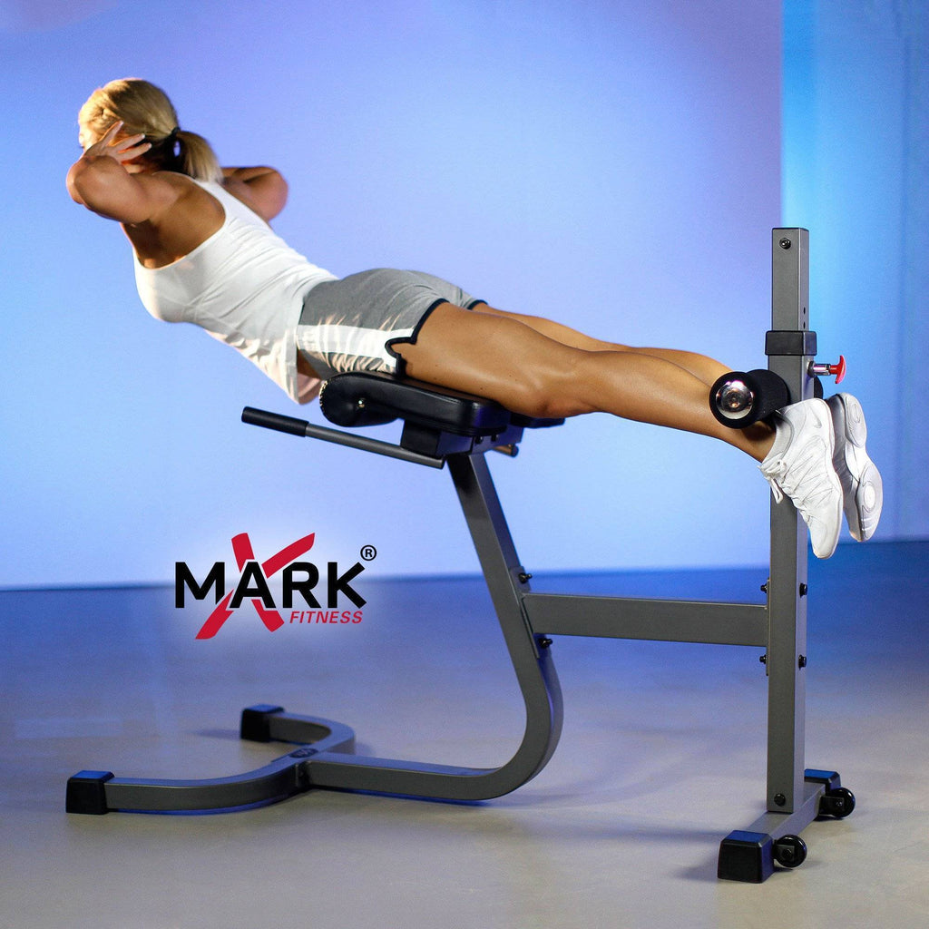 XMark Fitness Roman Chair With 10 Levels of Adjustment XM-4429