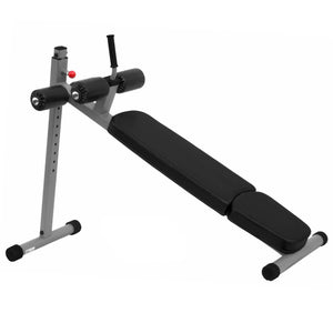 XMark Fitness 12 Position Adjustable Sit-Up Ab Bench XM-7608