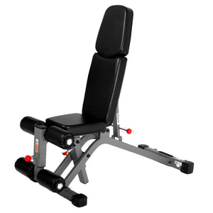 XMark Fitness Adjustable FID Ab Combo Weight Bench XM-7628