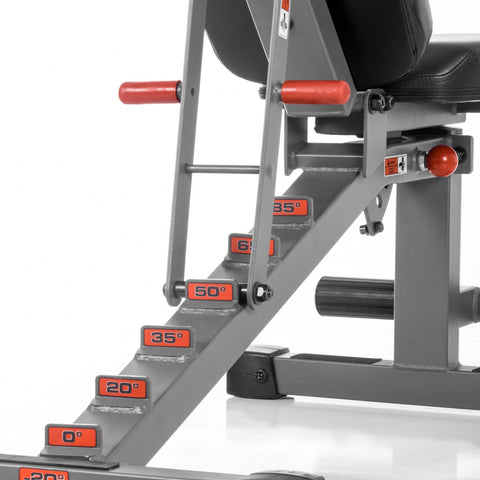 Image of XMark Fitness Adjustable FID Weight Bench XM-7630