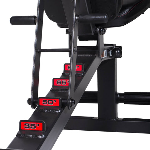 Image of XMark Fitness Power Series Adjustable Flat Incline Decline Bench XM-9010