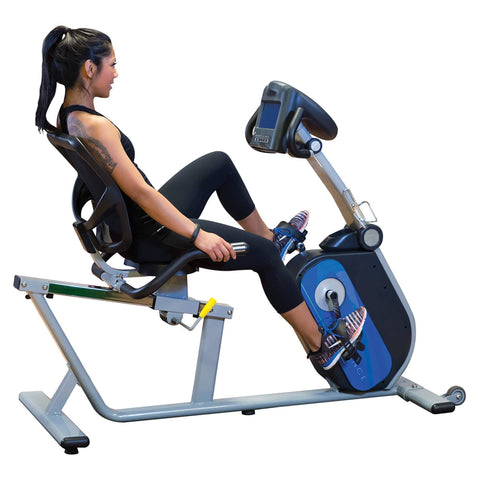 Endurance by Body-Solid Recumbent Bike B4R