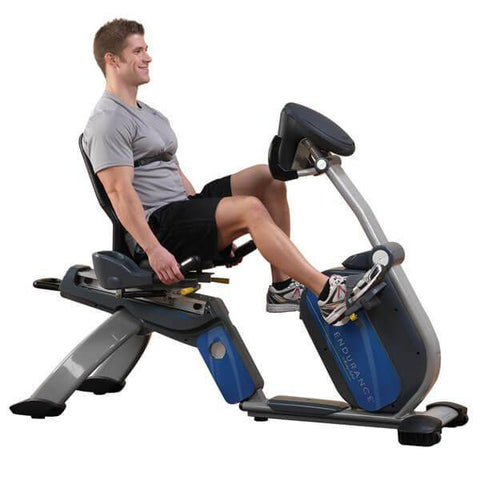 Image of Endurance by Body-Solid Recumbent Bike B5R