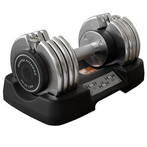 Bayou Fitness 50LB. Adjustable Dumbbell BF-0150