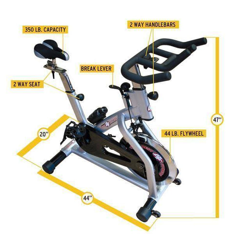Best Fitness Spin Type Bike BFSB10